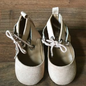 Baby ankle strap dress shoes